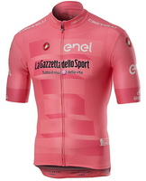 2019 Giro Pink Leaders Full Zip Jersey