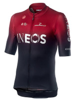 2019 Team Ineos Squadra Full Zip Jersey