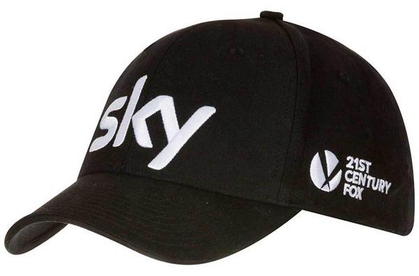 Team Sky Embroidered Podium Cap