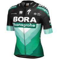 2019 Bora Hansgrohe Black Green Jersey