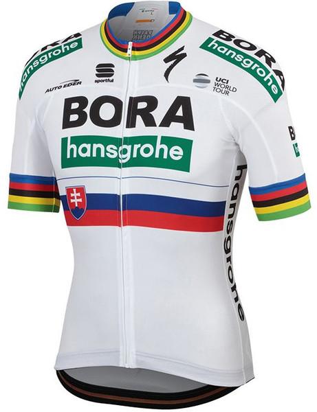 2019 Bora Hansgrohe Sagan Slovak & World Champ Jersey