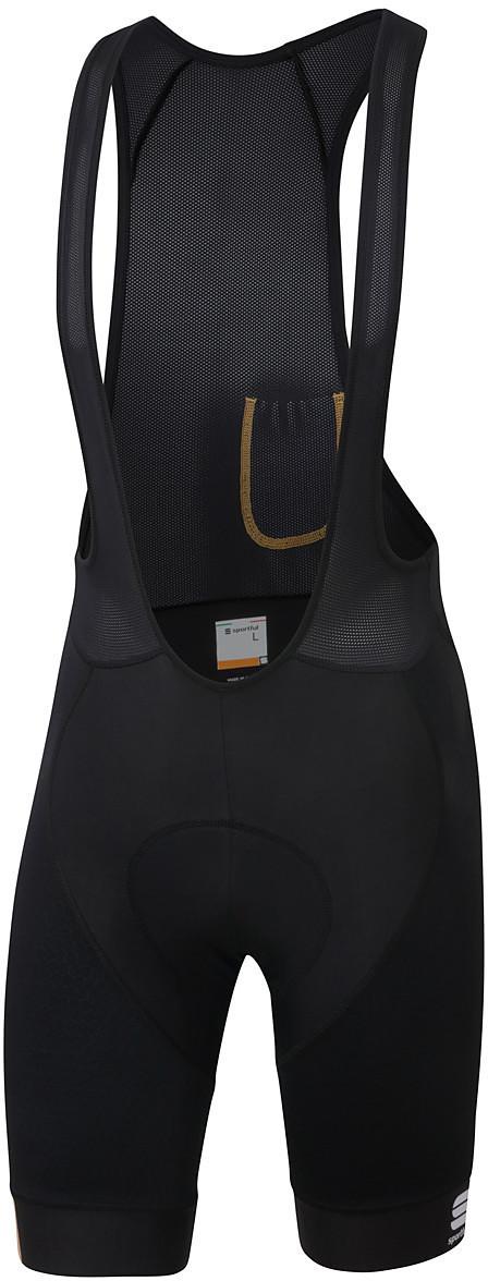 Sagan Gold Bib Shorts