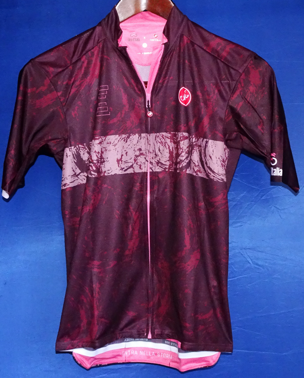 Sangiovese Giro Stage Series Jersey Front