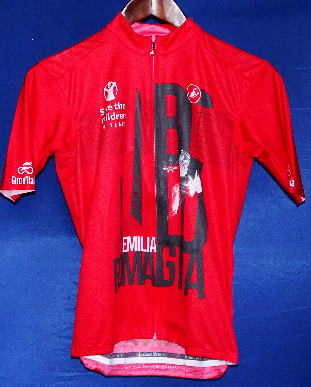Bologna Giro Series Stage Jersey Front