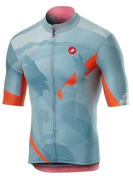Feltre Croce D Aune Giro Stage Series Jersey