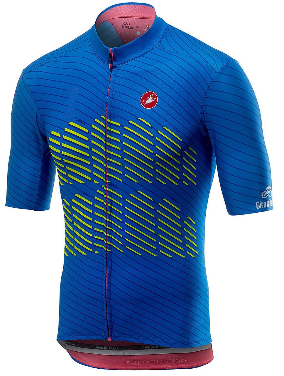 Verona Giro Series Full Zip Jersey