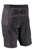 BK-NSD Freeride-Loose Black Waist Shorts