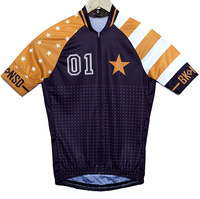 BK-NSD Stars And Stripes Bronze Jersey