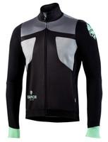 Bianchi Milano Marzeno Black Green Jacket
