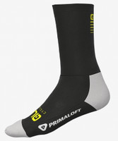 ALE' Thermo Primaloft High Cuff Gray Socks