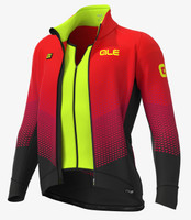 ALE' Delta Combi PRS DWR Stretch Red Jacket