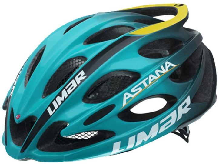 Limar Team Astana Ultralight + Road Helmet