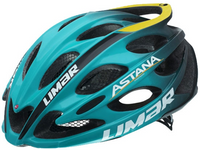 Limar Team Astana Ultralight + Road Helmet