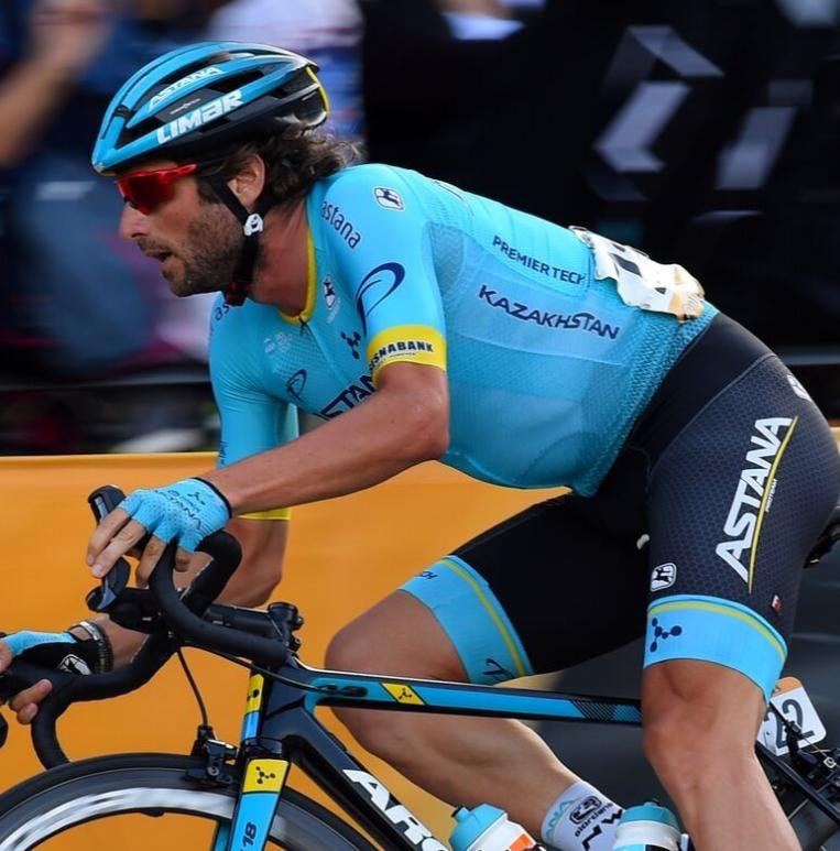 Limar Team Astana Ultralight + Road Helmet Rider