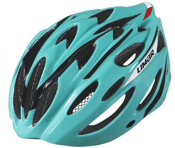 Limar Superlight+ Road Helmet Bianchi Milano Celeste