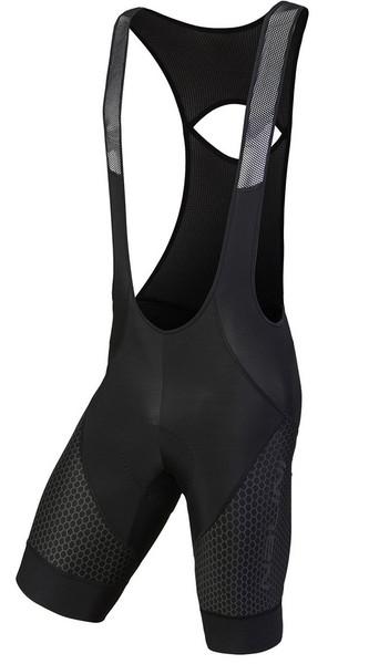 Nalini Trofeo Gravel Black Bib Shorts