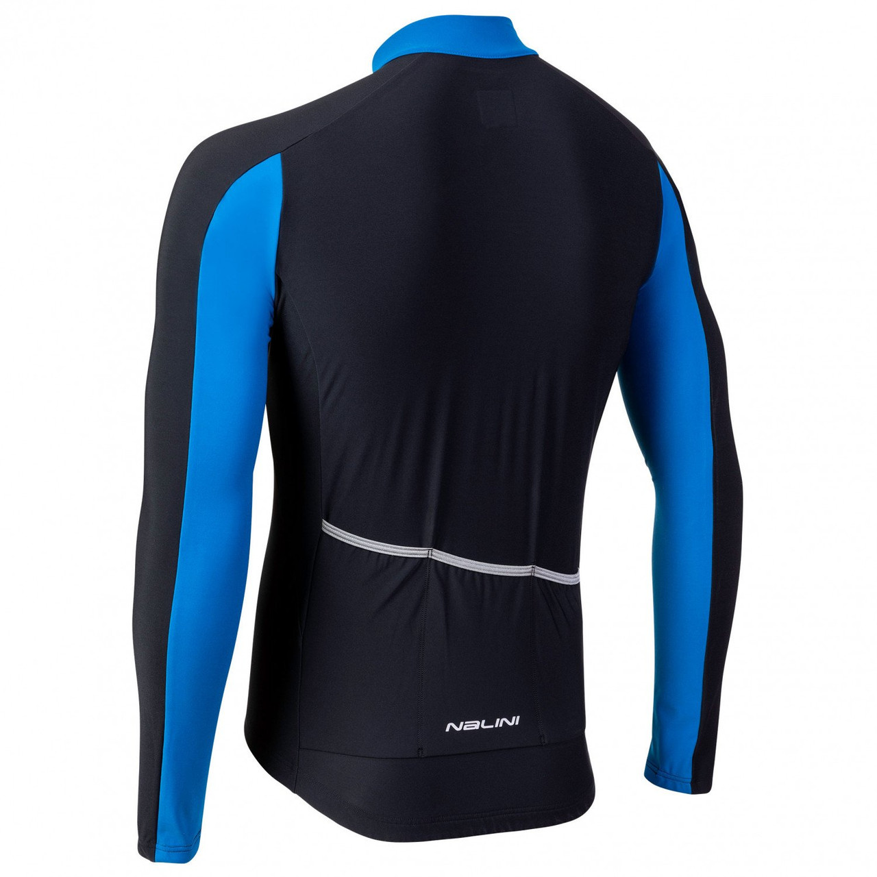 Nalini AIW TC 2.0 Blue Long Sleeve Jersey Rear