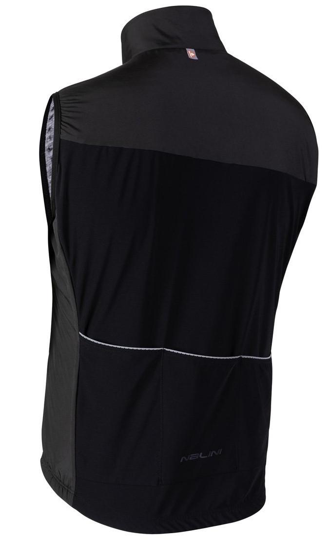 Nalini AIW Pro Gara Primaloft Black Vest rear