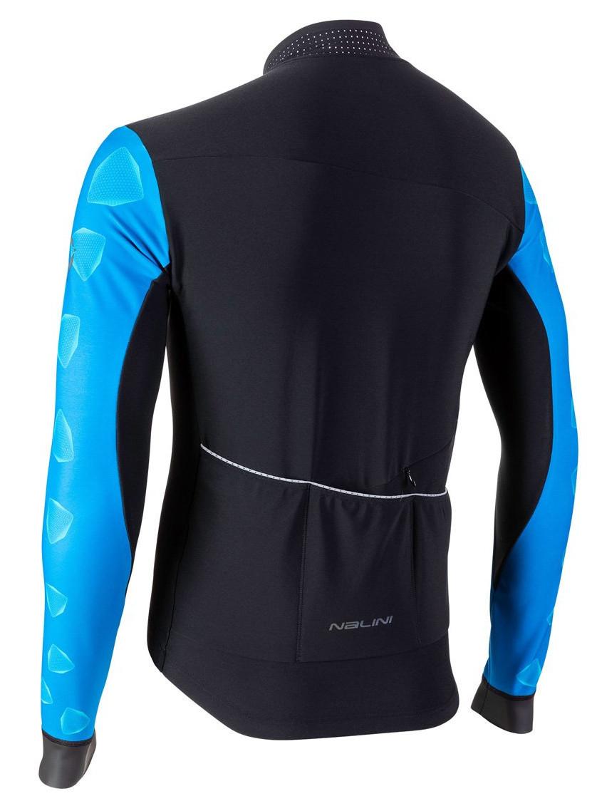 Nalini AIW Pro Gara 2.0 Blue Jacket Rear
