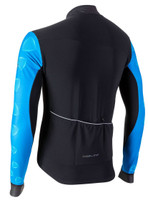 Nalini AIW Pro Gara 2.0 Blue Jacket Rear