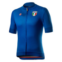 2020 Italia Azzure National Team Blue Jersey