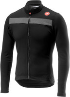 Castelli Puro 3 Thermal Black Long Sleeve Jersey