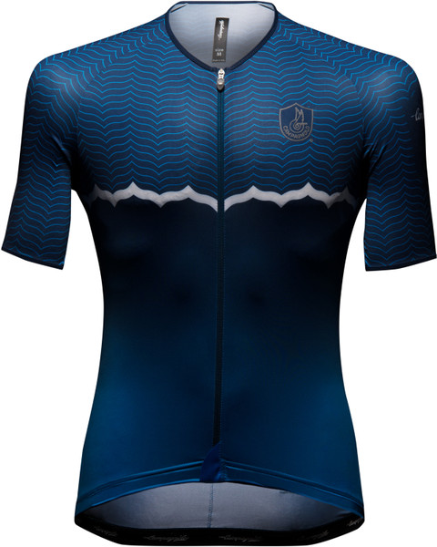 Campagnolo Quarzo Wave Blue Jersey
