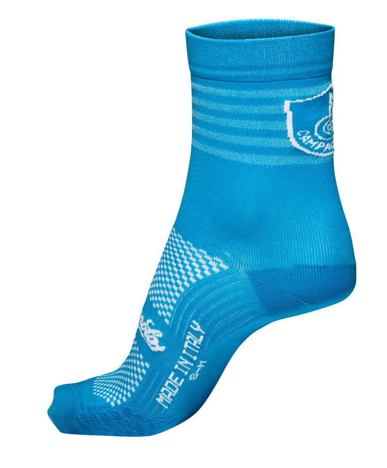 Campagnolo LiTech Italia Blue Socks