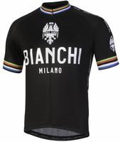 Bianchi Milano New Pride Black Jersey