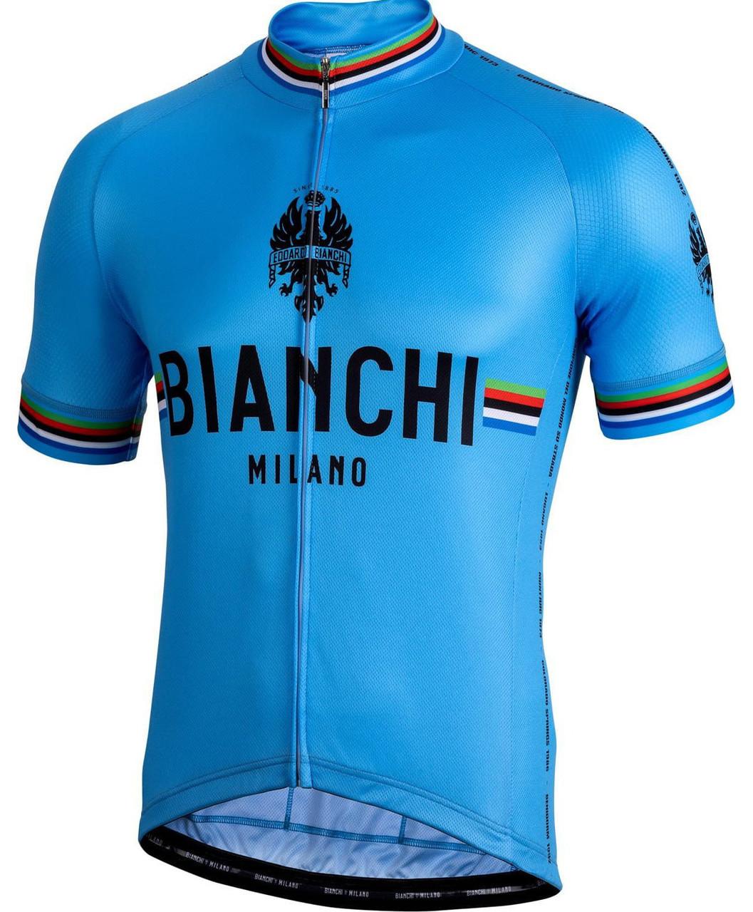 Bianchi Milano New Pride Blue Jersey