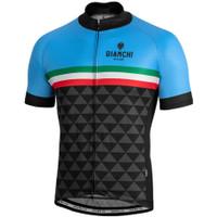 Bianchi Milano Codigoro Blue Jersey