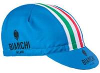 Bianchi Milano Neon Blue Italia Cap