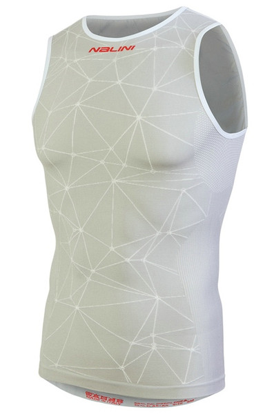 Nalini Tenno Base Layer Gray Jersey