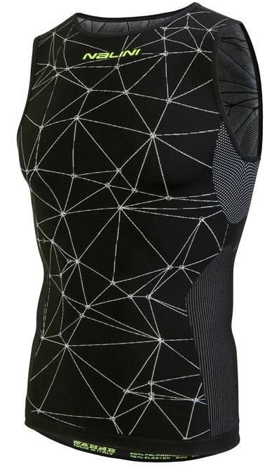 Nalini Tenno Base Layer Black Jersey