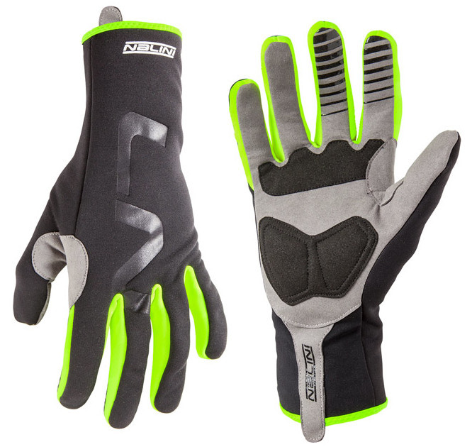 Nalini Aerolight Pro Thermo Black Fluo Gloves