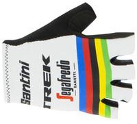 2020 Trek Segafredo World Champ Rainbow Gloves