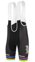 2020 Trek Segafredo World Champ Rainbow Bib Shorts