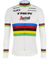 2020 Trek Segafredo World Champ Rainbow Long Sleeve Jersey