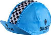 Bianchi Milano Neon Blue White 4180 Cap