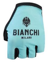Bianchi Milano Divor1 Green Black Gloves