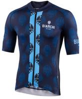 Bianchi Milano Ronaccio Blue Green Jersey