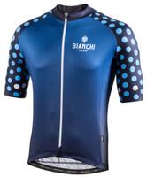 Bianchi Milano Cedrino Blue Blue Jersey