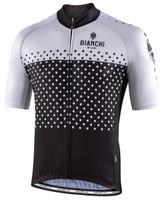 Bianchi Milano Quirra White Black Jersey