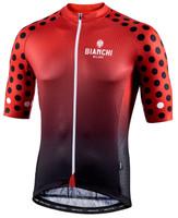 Bianchi Milano Cedrino Red Jersey