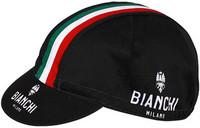 Bianchi Milano Neon Black Italia Strip 4000 Cap