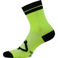 Nalini Lampo 2.0 Yellow Fluo Socks
