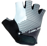Nalini Roxana Velcro Black Gloves