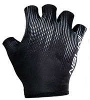 Nalini Freesport Slip On White Black Gloves