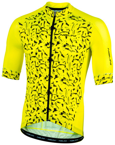 Nalini Sydney 2000 Yellow Black Jersey