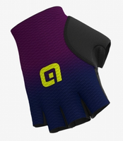 ALE' Mesh Gloves Purple Blue Gloves
